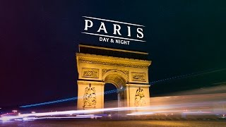 Paris Day & Night (hyperlapse)(EN. This video is a 5-minute visual journey through Paris in technique of hyper lapse and time lapse. When the city and the weather become the movie directors, ..., 2015-10-08T15:32:49.000Z)