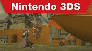 Nintendo 3DS - Professor Layton and the Azran Legacy Launch Trailer