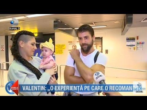 Stirile Kanal D (21.05.2018) - Valentin si Larisa de la EXATLON s-au intors in tara! Editie COMPLETA