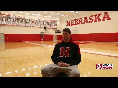 Nebraska basketball player Tanner Borchardt surprised with scholarship