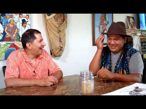 INWNN Episode 9 Columbia River Canoe Journey, Salmon Ceremony And Artist Chad Yellowjohn