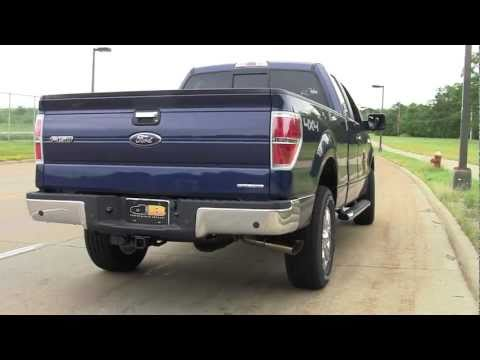 dB Performance Exhaust by CORSA 2011 F-150 5.0L PN 24393