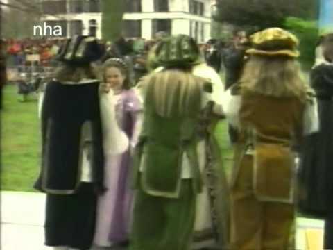 Koninginnedag 1997 in Velsen