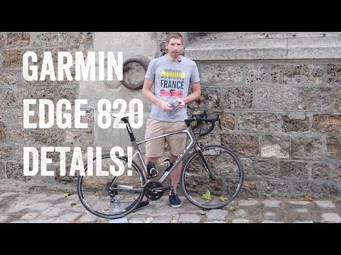 Garmin Edge 820: Everything you ever wanted to know!