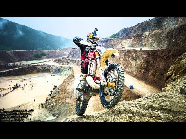 Red Bull Hare Scramble 2013 - Event Recap Travel Video