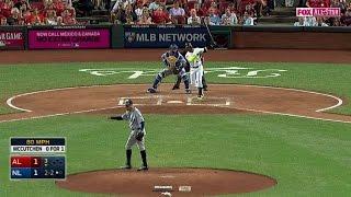 2015 ASG: Hernandez strikes out McCutchen swinging