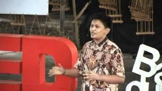 TEDxBandung - Anton Abdul Fatah - Agroforestry For Land Rehabilitation