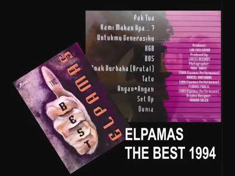 ELPAMAS THE BEST 1994 Full Album