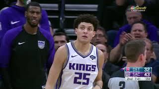 Detroit Pistons vs Sacramento Kings | January 10, 2019