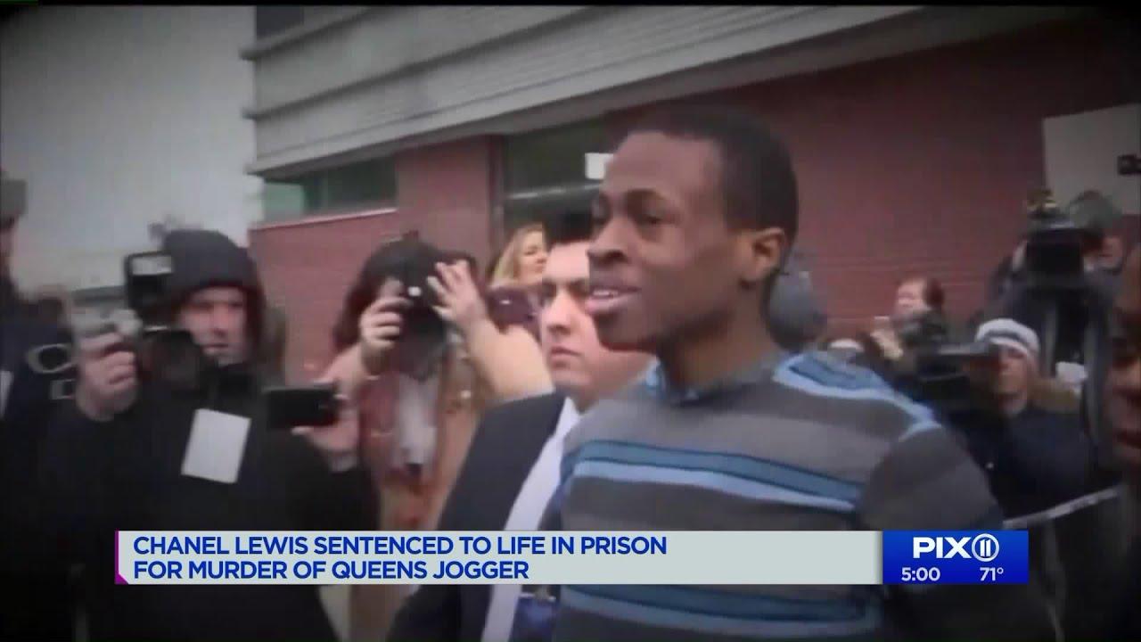 c2e3ea6da Chanel Lewis gets life in prison in death of Queens jogger Karina Vetrano
