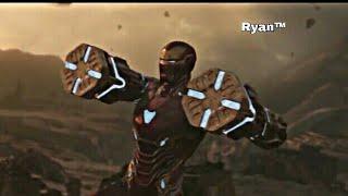 Homem de Ferro Vs. Thanos ( 01/02 ) DUBLADO HD | Vingadores Guerra Infinita ( 2018 )