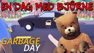 En dag med Björne | Garbage Day