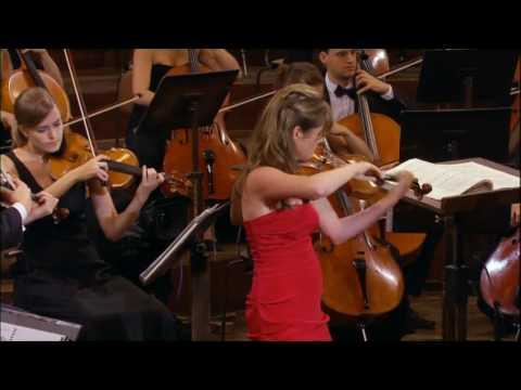 Lisa Batiashvili (2/3) Prokofieff Violin Concerto No. 1 in D, op. 19 - 2. Scherzo (Vivacissimo)