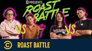 Roast Battle – Thomas Schmidt vs. Leticia Wahl & Vanessa Willi vs. Lukas Marija