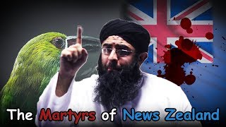 The Martyrs of New Zealand In The Hearts of Green Birds. thumbnail