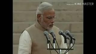 Raj Tilak ki karo taiyari aa rahe hai Bhagwa Dhari # Modi