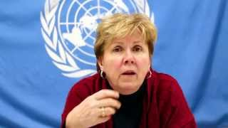 Jane Holl Lute: How innovation and technology can help UN Peacekeeping achieve their mandate