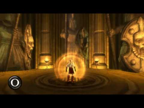 GOW: Chains Of Olympus - PSP - #02-6. Guardians Of The Fire