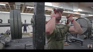 WHY YOU NEED TO FRONT SQUAT | Bradley Martyn