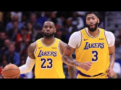 Los Angeles Lakers Vs New Orleans Pelicans Full Game Highlights November 27 2019 Nba 2019 20 Youtube
