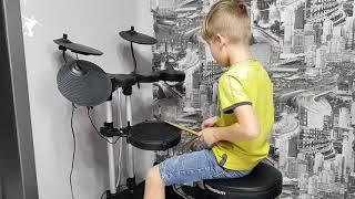 Уроки игры на барабанах.  Урок 2