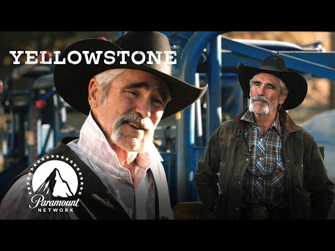 """Yellowstone's """"Life According To Lloyd"""" Montage Is Packed With His Cowboy Wisdom"""