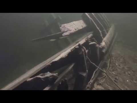Épave du Lac Simon - Total Diving - Montreal Scuba