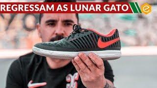 Regressam as LUNAR GATO II - Teste em campo das melhores sapatilhas da Nike