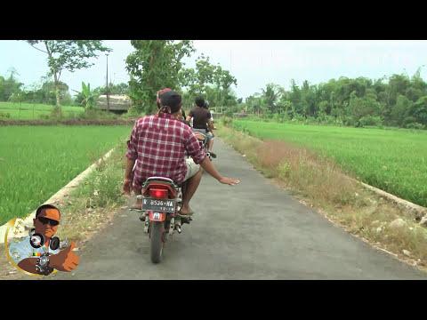 Ride To Kalianja River - Kalibagor, Banyumas 2015
