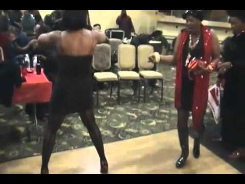 TORONTO FUNERAL DANCE