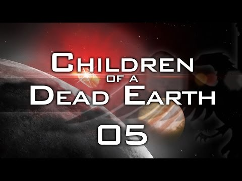 Children of a Dead Earth #05 REFUELING AT JUPITER - Let's Play