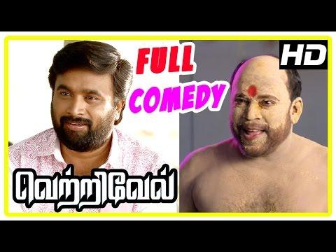 Vetrivel Tamil Movie | Comedy Scenes | Sasikumar | Thambi Ramaiah | Ananth Nag | Ilavarasu