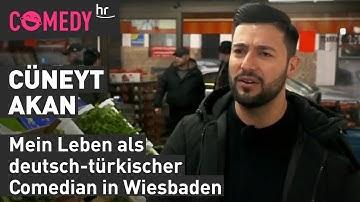 CÜNEYT AKANs türkische Familie in Wiesbaden - Comedian mit türkischen Wurzeln