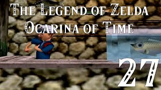 The Legacy of the Legendary Loach - Legend of Zelda Ocarina of Time: Part 27