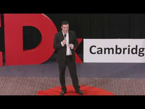 Networking is a form of education | Dan Nechita | TEDxCambridgeSchoolofBucharest