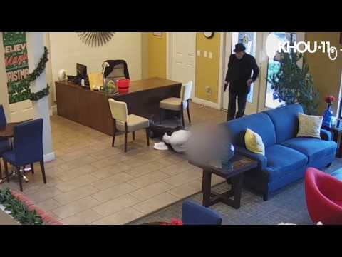 image for Surveillance Footage Shows 93 Year-Old Man Shoot Apartment Manager Twice