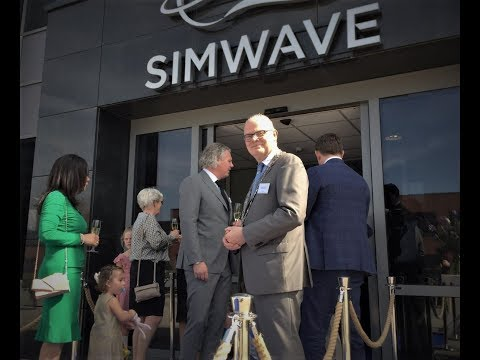 Simwave opened their Maritime Center of Excellence