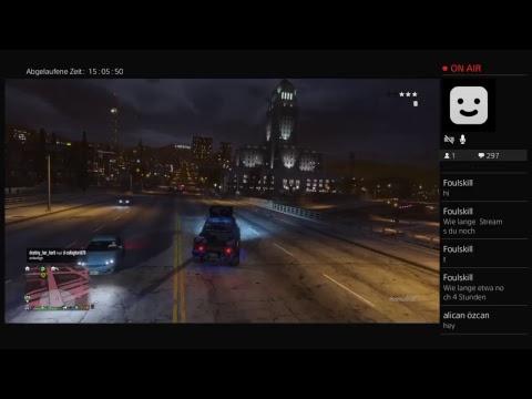 24 h Live/// Jobs und mehr /// GTA Online PS4 /// Fortsetzung