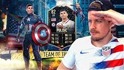 THE RETURN OF CAPTAIN PULISIC!? 82 INFORM PULISIC PLAYER REVIEW! FIFA 20 Ultimate Team
