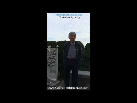 Bruce Lee's 73rd Birthday - Taky Kimura & Abe Santos 2013