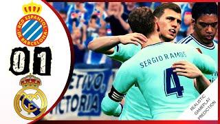 Espanyol Vs Real Madrid | Resumen | Highlights June 28, 2020