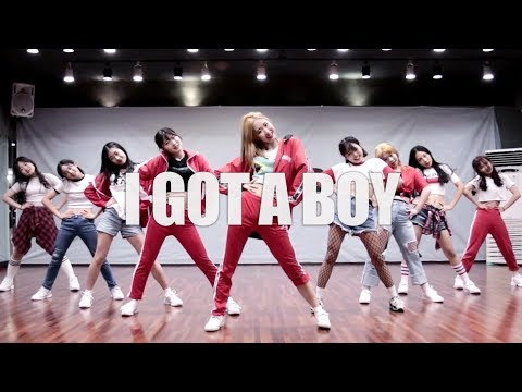 Girls' Generation 소녀시대 I GOT A BOY Dance Cover