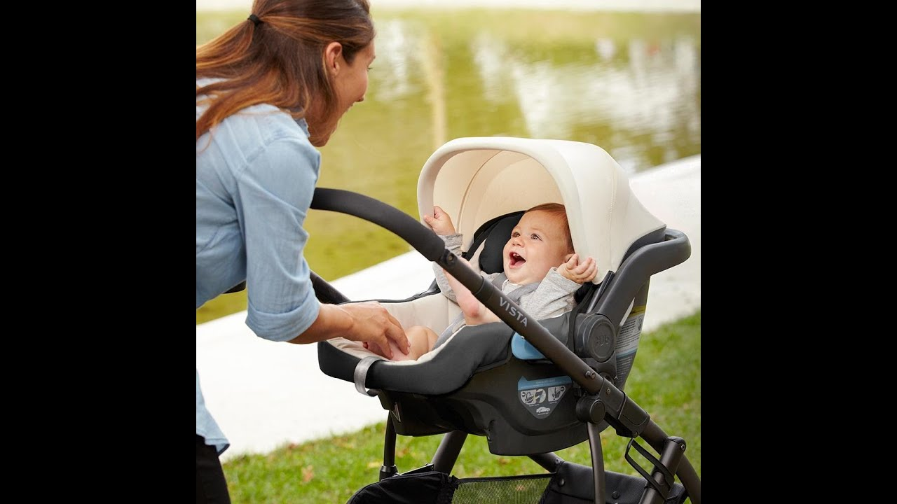 UPPAbaby Mesa Infant Car Seat - YouTube