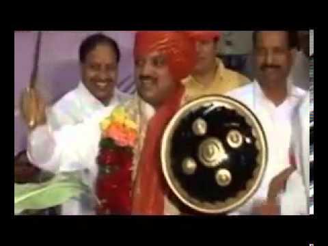 Ghe Bharari Vilasrao ji Deshmukh song Latur fest