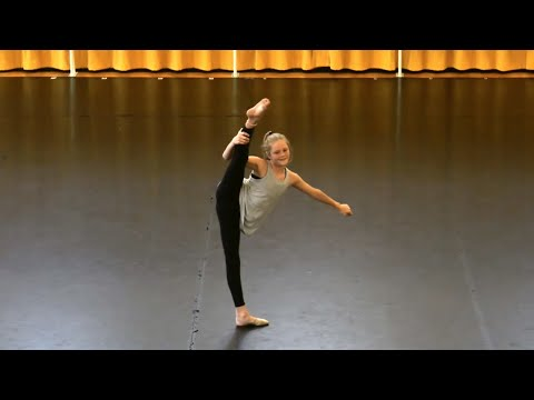"""Contemporary Dance Solo: """"A Thousand Years"""" By Christina Perri"""