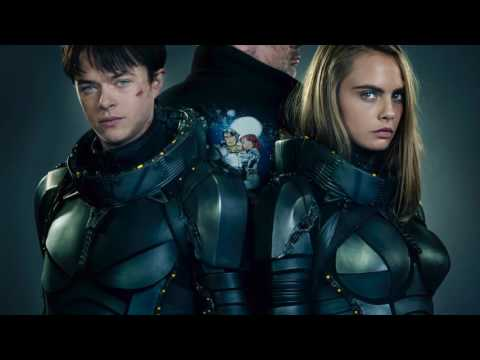 Luc Besson Teases 'Valerian and the City of a Thousand Planets'