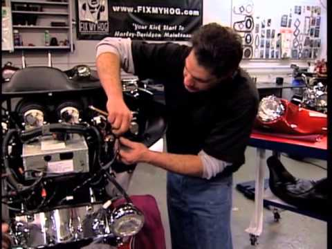 4 Channel Amp Wiring Diagram 1990 Jeep Wrangler 2 5 Electra Glide Ultra Classic Harley Davidson Maintenance Tip -- Fairing Removal - Youtube