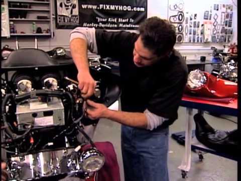 Electra Glide Ultra Classic Harley Davidson Maintenance Tip