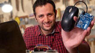 Faça o Arduino virar mouse ou teclado! #ManualMaker Aula 7, Vídeo 1