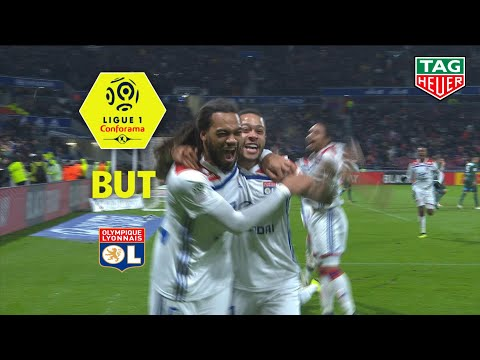 But Jason DENAYER (62') / Olympique Lyonnais - AS Saint-Etienne (1-0)  (OL-ASSE)/ 2018-19